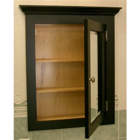 Wood Crafts   Beacon Hill Recessed Medicine Cabinet   Free