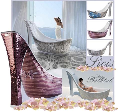 shoe bathtub a must for every girl s bathroom sandra s closet