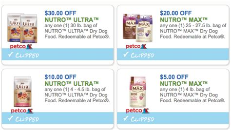 diamond dog food coupons promo codes and deals for 2018 new high value nutro dry dog food coupons petco deals