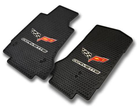 C6 Corvette Floor Mats by C6 Corvette Rubber Floor Mats All Weather Corvette Mats
