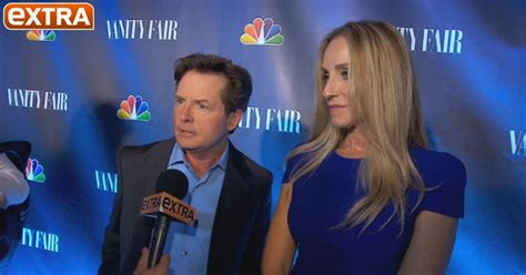 Extra Tv Show Giveaways - video at the nbc fall tv premiere party with michael j fox and others extratv com