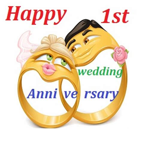 1st wedding anniversary greeting cards for friend 1st wedding anniversary wishes for friends