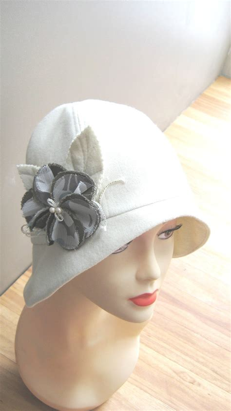pattern sewing hat cloche sewing hat pattern medium roaring 20s flapper by mchats