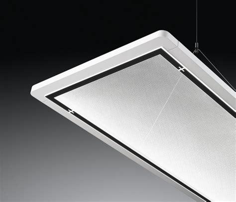 trilux illuminazione lateralo plus lade a sospensione trilux architonic