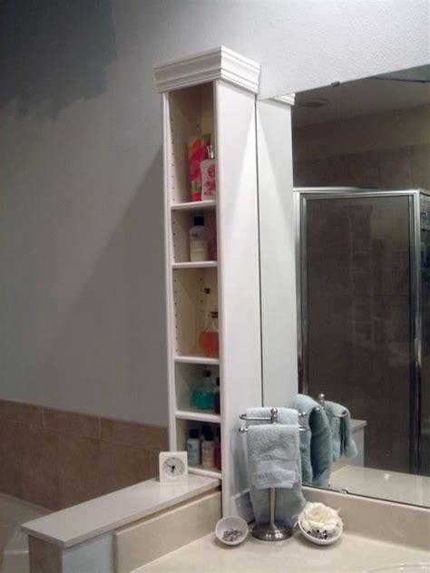 genius ikea hacks  bathroom hative