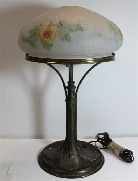 arts and crafts style l shades arts and crafts style table l and shade