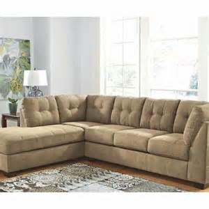 signature design by 174 driskell mocha 2 pc sectional
