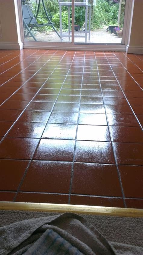 Quarry Tile Flooring by Quarry Tile Floor Northtonshire Tile Doctor