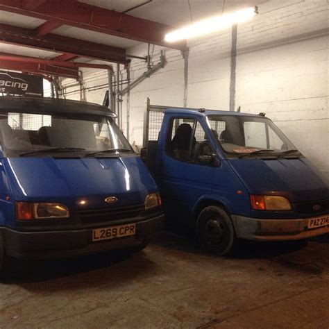Ford Garage Repairs by Ags Southsea Garage Services Welding Fabrication