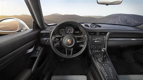 porsche 911 r interior this is the awaited porsche 911 r flatsixes