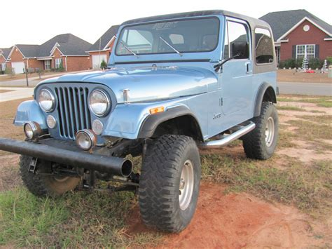 Used Jeeps In My Area 1982 Jeep Cj7 Overview Cargurus