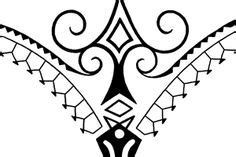 tribal thong tattoo tribal tattoos polynesian design my