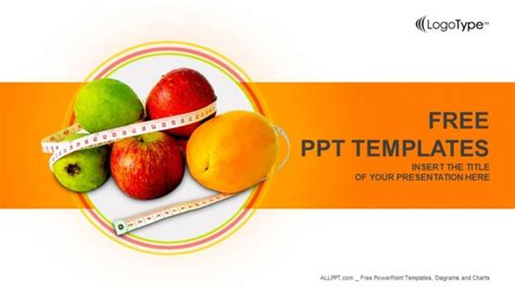 templates powerpoint nutrition download powerpoint templates presentationtube