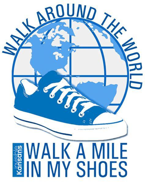 Walk This World interhab insider walk a mile in my shoes walk around the