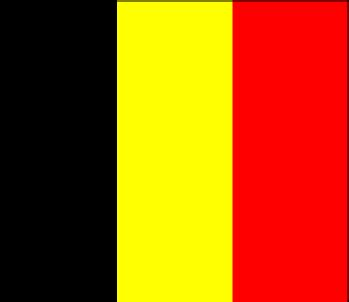what does the flag of belgium look like blurtit