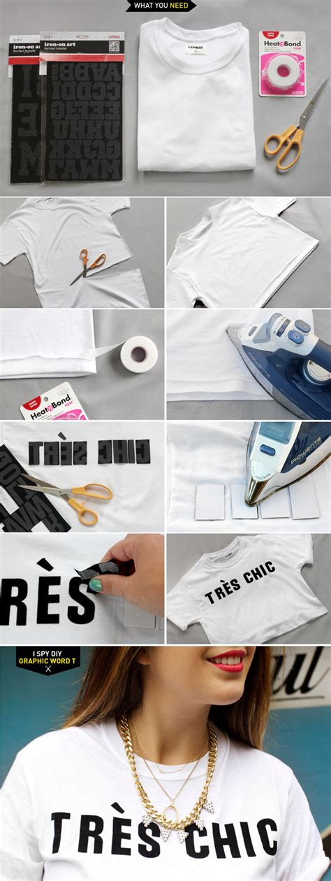 diy graphic t shirt easy t shirt diy projects pretty designs