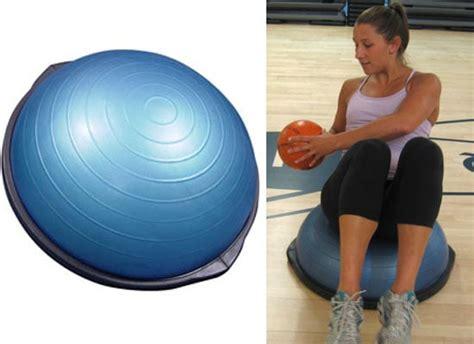 best ab exercises on the bosu popsugar fitness