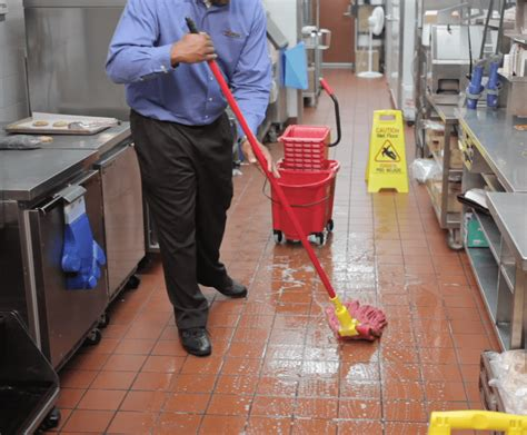 proper mopping techniques century products llc