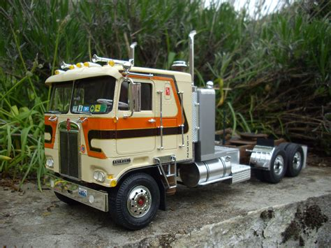 kw truck models kenworth k123 amt heavyhauling kenworth scale models