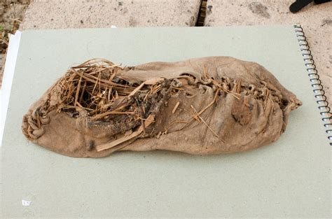 who invented the shoe world s oldest leather shoe found stunningly preserved