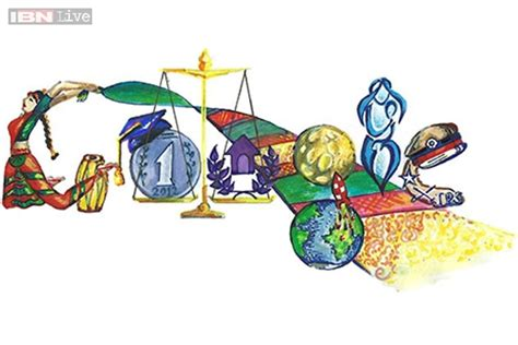 doodle 4 india celebrates children s day with the doodle 4