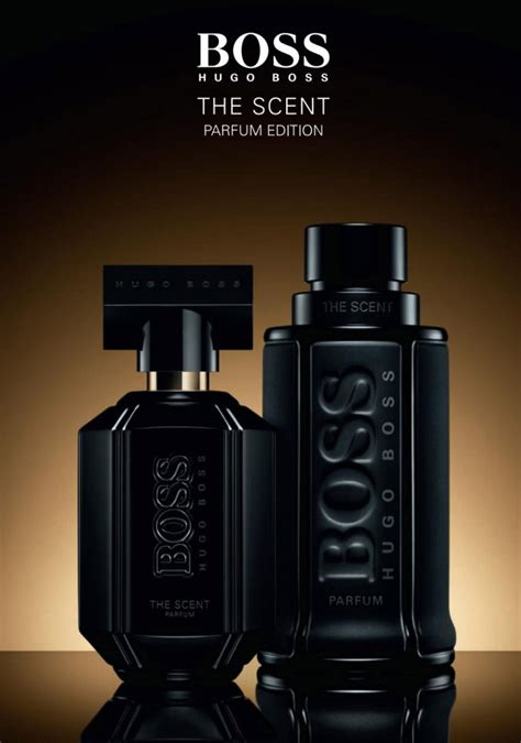 Parfum Hugo The Scent For the scent for parfum edition hugo perfume