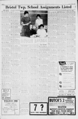The Bristol Daily Courier from Bristol, Pennsylvania on