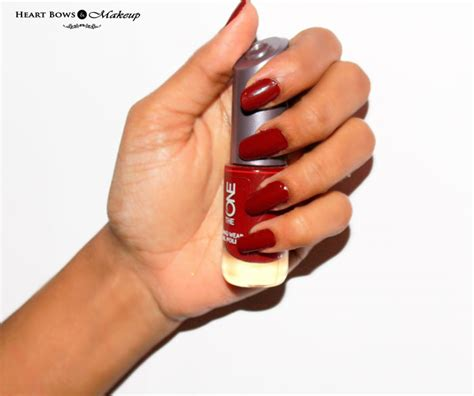 Manicure Oriflame marsala nail oriflame the one nail ruby swatches notd nail
