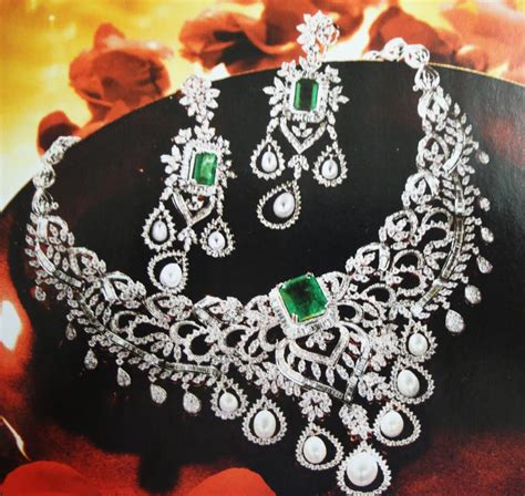 design diamond indian diamond jewellery latest jewellery designs