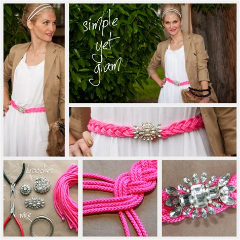 diy fashion craft ideas diy simple glam pictures photos and images for
