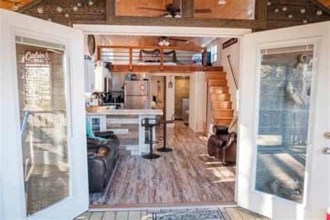 tiny house  sq ft custom park model cabin