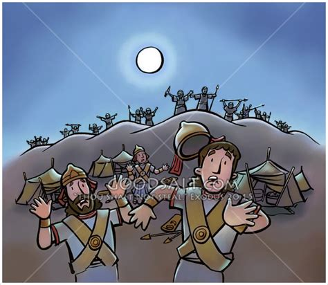 gideons army attack by gideon s army