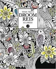 droomreis kleurboek amazon co uk maria trolle 9789045321875 books
