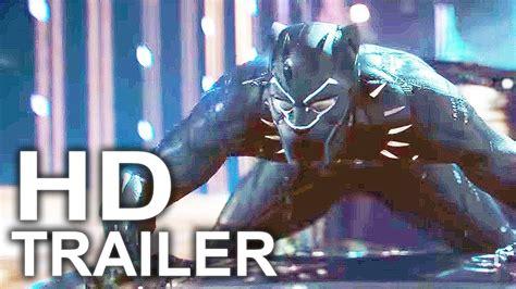 pelicula trailer black panther pantera negra trailer oficial 1 espa 241 ol