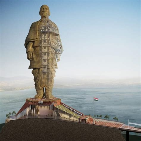 who is the indian couple on the liberty mutual commercial the world s tallest statue will be completed later this