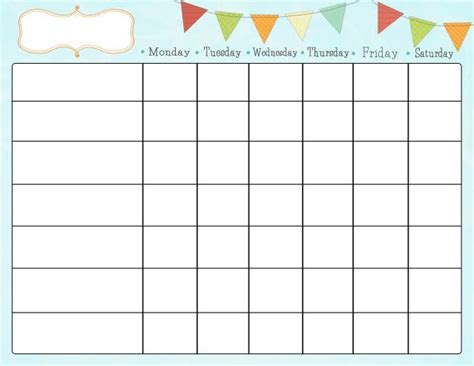 free printable chore chart templates 25 best ideas about printable chore chart on