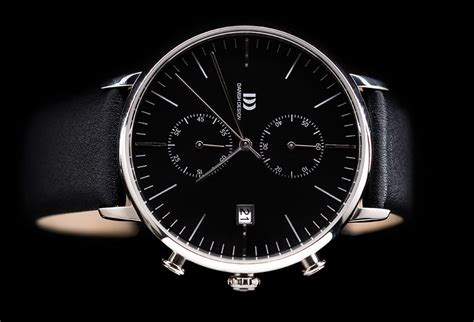 nordic design watches danish design danskrono watch