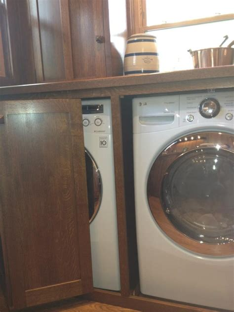 washer and dryer cabinet pin by carina pamilar on mudroom pinterest