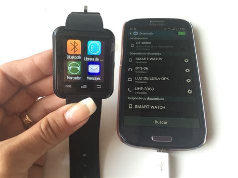 Smartwatch Pulsa 191 como funciona el reloj inteligente smartwatch u8 tutiendastore es