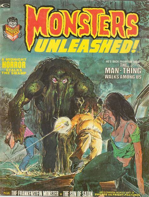 unleashed of the volume 2 books monsters unleashed vol 1 marvel database fandom
