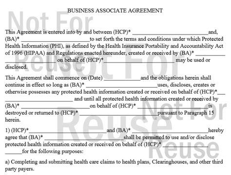hipaa business associate agreement template 2013 hipaa business associate agreement bci computers