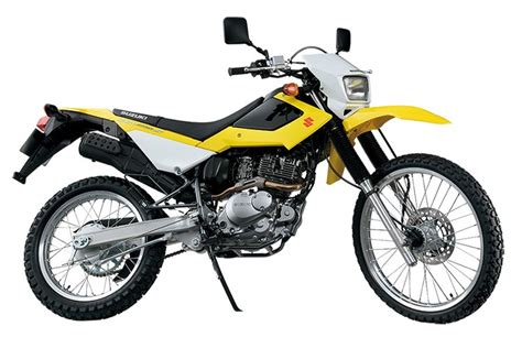 Suzuki Dr200 Review Suzuki Dr 200 Dual Sport Motorcycle Might Get Launched In