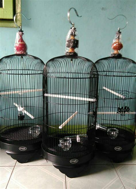 Tebok Kandang Burung Lovebird jual kandang lovebird tebok plastik arf hl