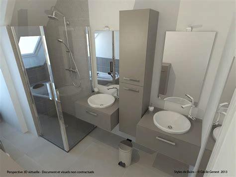 salle de bain rennes conception 3d nous vous accompagnons