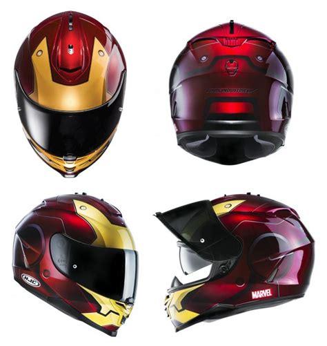Hjc Is 17 Iron Marvel nouveaux casques hjc marvel pour motards