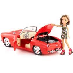 barbie remote control car