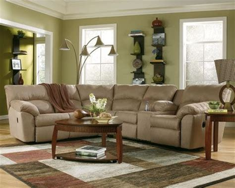 Contemporary Livingrooms Mocha Sectional Living Room Living Room Wall Colors