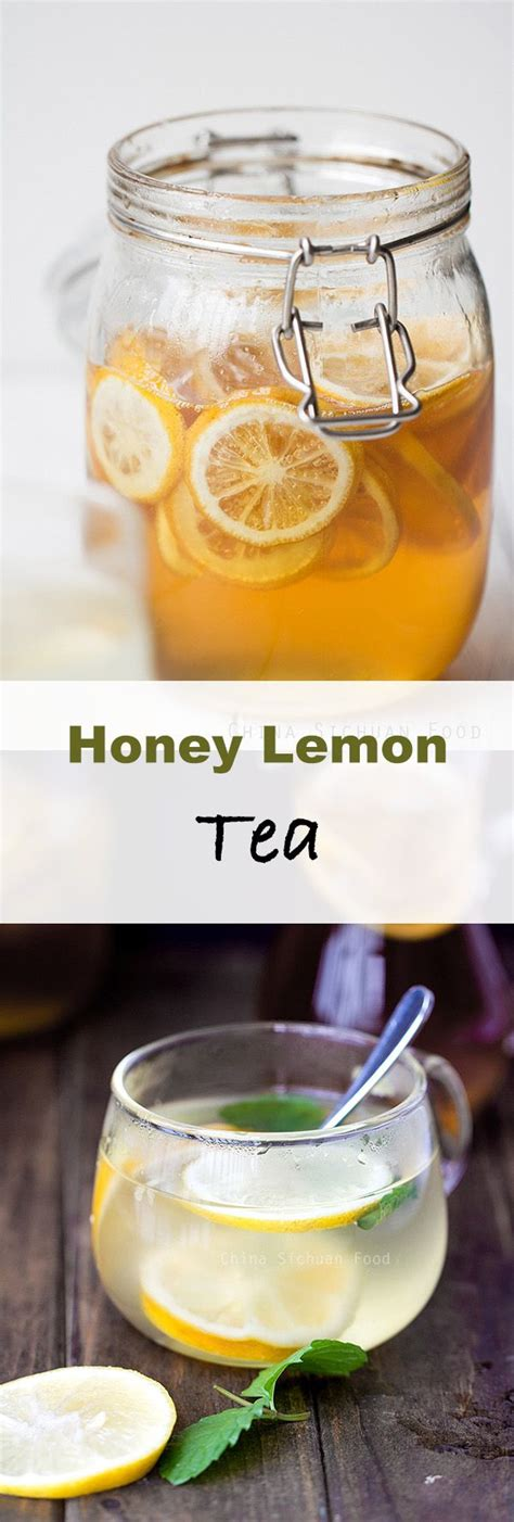 How To Make Lemon Detox Tea by 25 Best Ideas About Honey Lemon Water On