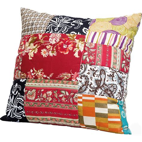 Patchwork Cushions - patchwork cushion by i retro notonthehighstreet