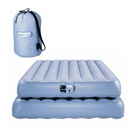 How To Seal A In An Air Mattress aerobed 09911 aerobed raised inflate bed